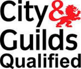 We are City and Guilds qualified