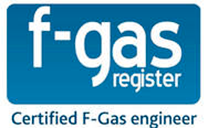 We have F-Gas certificate