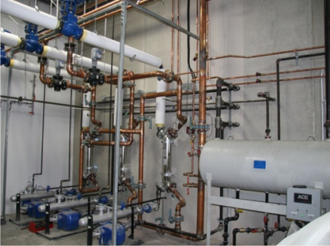 Commercial plumbing contractors by Harrogate Plumbers