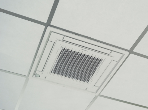 Commercial ac installation in Leeds
